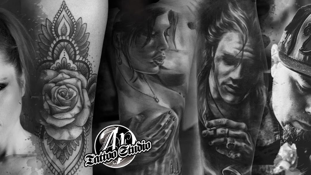 Ap Studio Studio Tatuażu W Nysie