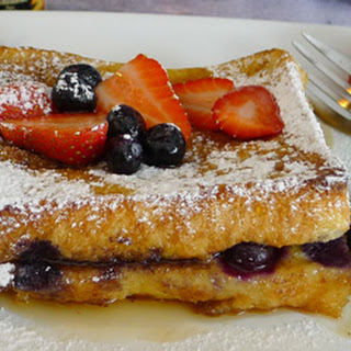 Very Berry Baked French Toast