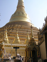 Photo: 4B241581 Birma - Rangun - Shwedagon