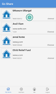 Go Donate Apk Download the latest version 10
