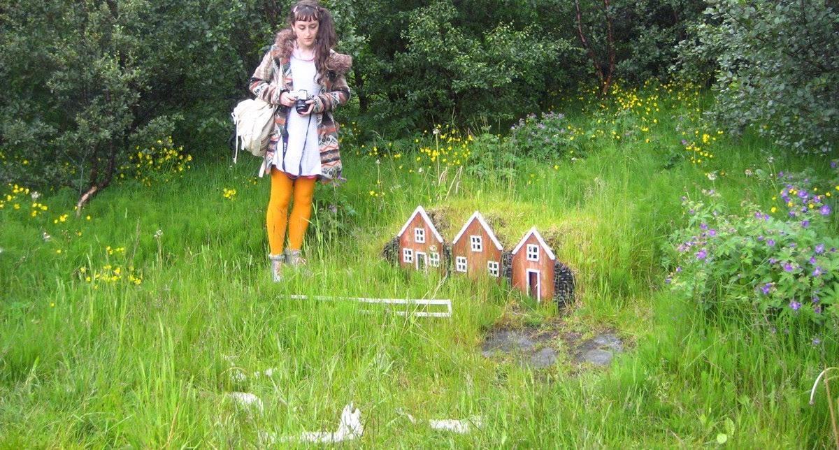 Os elfos da Islândia