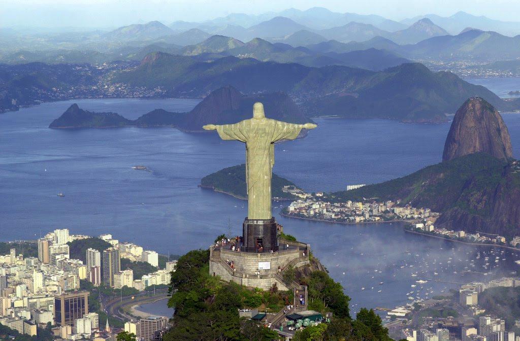 Cristo Redentor, o símbolo do Brasil