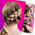 Hairstyles step by step APK