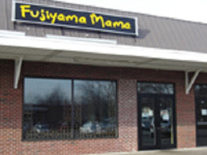 Photo: Early dinner at Fujiyama Mama in Westfield, NJ. Ah Mou came herewith the Toronto gang in August, 2012, and with Gerald Wan & Kitty in September, 2009.