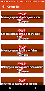 Download 9999 Sms Amour 2020 Apk Latest Version 15 For
