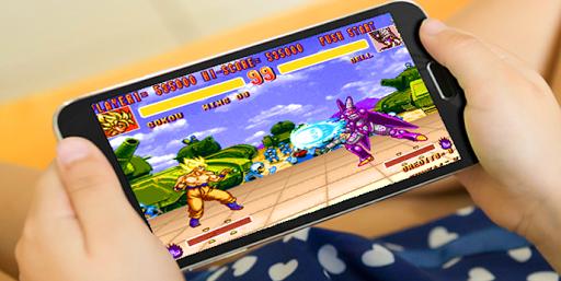 Goku Warrior Saiyan Super battle 1.3 Screenshots 3