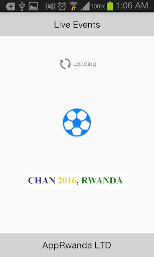 CHAN 2016 RWANDA: