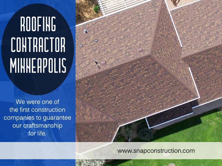 Roofing Contractor Minneapolis