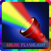 Download Color Flashlight : Torch LED Flash APK on PC