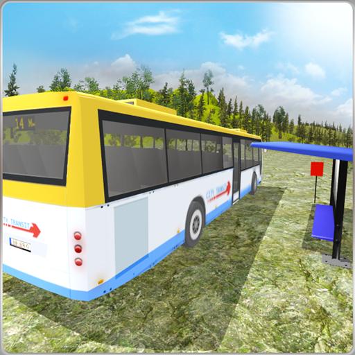Offroad Tourist Bus Driving 3D
