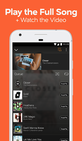 SoundHound ∞ Music Search 8.5.1 APK