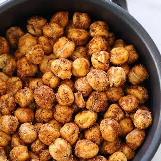Roasted Chickpea Snack.