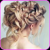 Tải Kiểu tóc cưới kiểu mẫu miễn phí