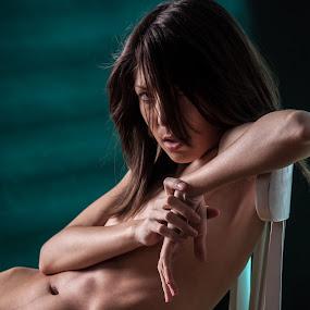 Intense... by David Naumowicz - Nudes & Boudoir Artistic Nude ( idiivil )