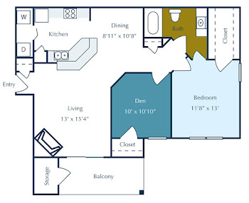 Go to Wood Lakes Floorplan page.