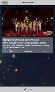 Cincinnati Opera - náhled