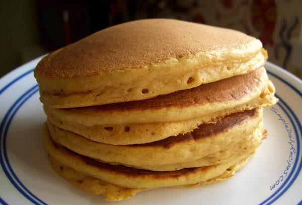 Just Use A Basic Pancake Batter.