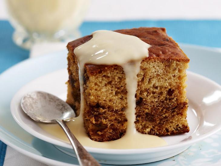 Date Pudding Recipe
