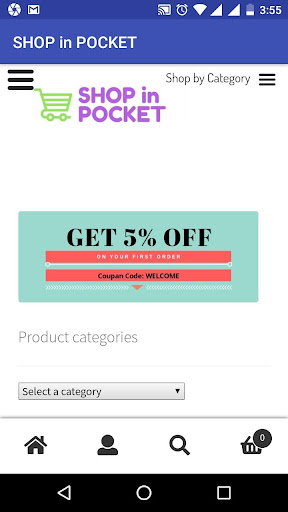 Shop in Pocket - Online Shopping App for Ambajogai Screenshots 3