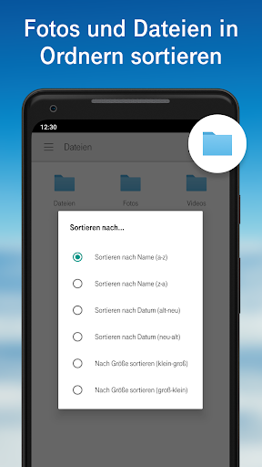MagentaCLOUD 6.3.2 screenshots 3