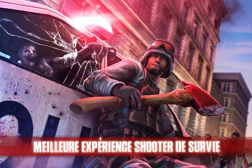 Zombie Frontier 3: Jeu de Tir  captures d'écran 2