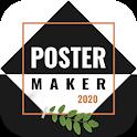 POSTER MAKER, Flyer & Banner Maker, Graphic Design icon