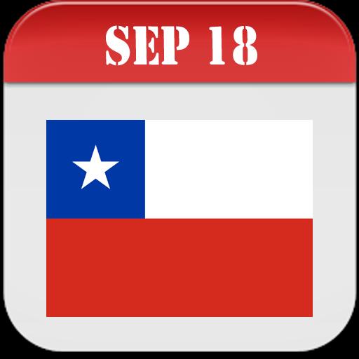 Chile Calendar 2016 - 2017