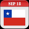 Chile Calendar 2016 - 2017 icon