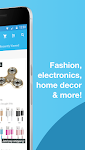 screenshot of Wish -  Shopping & Free Gifts for New Users