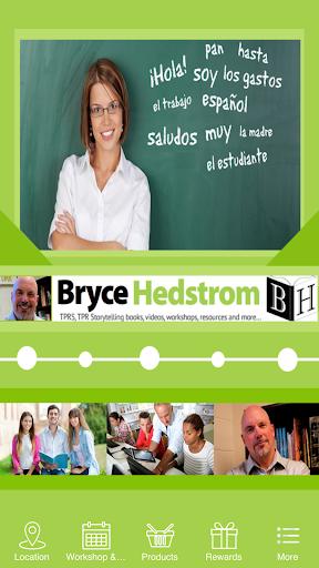 Bryce Hedstrom