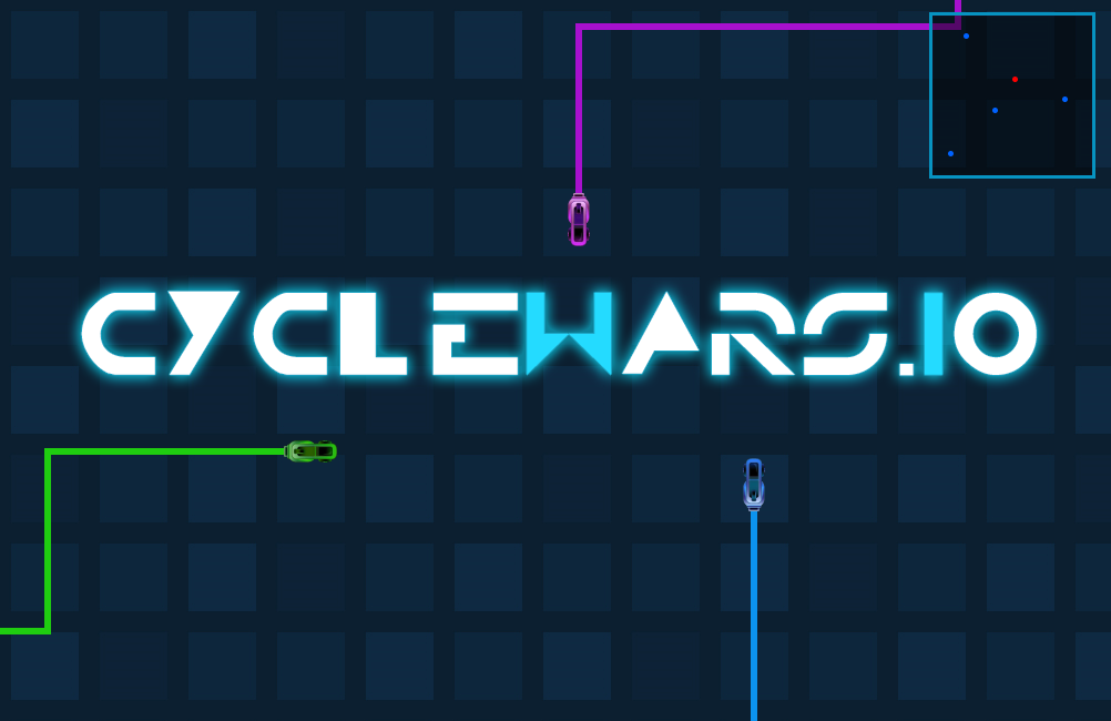 Cyclewars.io- screenshot