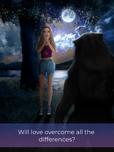 Werewolf Romance - Interactive Love Games 1.7 screenshots 1
