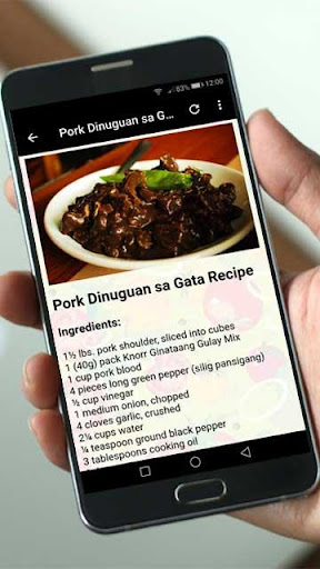 150+ Filipino Food Recipes 2.3 screenshots 3