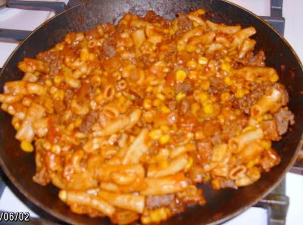 Mac Skillet Dinner Recipe