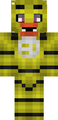 Chica The Chicken | Minecraft Skins