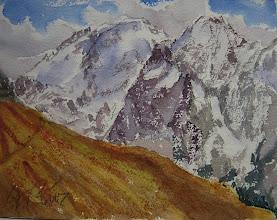 Photo: La Marmolada, 23 x 31 cm, 2006, 250 €