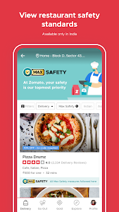 Zomato - Restaurant Finder and Food Delivery App 15.1.3