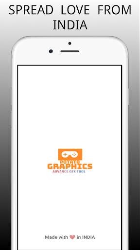 Potato Graphics - Advance GFX tool for PUBG Mobile