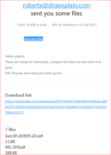 Stay Safe: Phishing Moves to the Next Level – Meeting Invitations and File Transfer Links