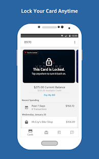 Capital One Wallet- screenshot thumbnail