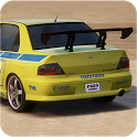 Driving Speed Car 3D : Lancer icon