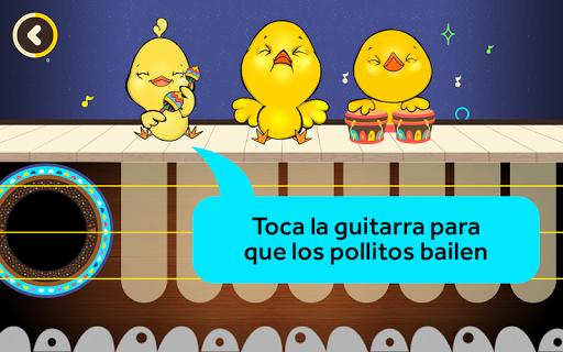 玩免費教育APP|下載Little Chickies (Los Pollitos) app不用錢|硬是要APP