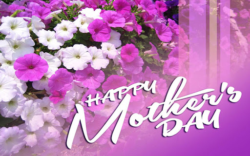 PC u7528 Mother's Day Wallpaper 1