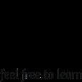 Feel Free To Learn App