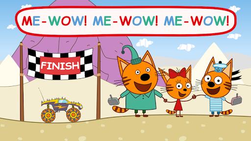 Kid-E-Cats: Kids racing. Monster Truck  screenshots 4