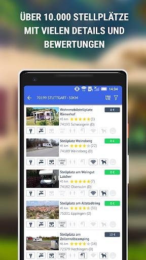 stellplatz radar apps apk kostenlos herunterladen f r android pc windows. Black Bedroom Furniture Sets. Home Design Ideas