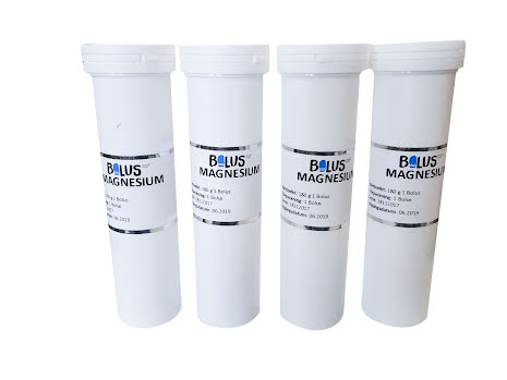Magnesiumbolus 4st/fp