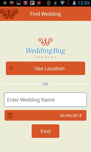 Wedding Bug