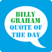 Billy Graham Quote of the Day
