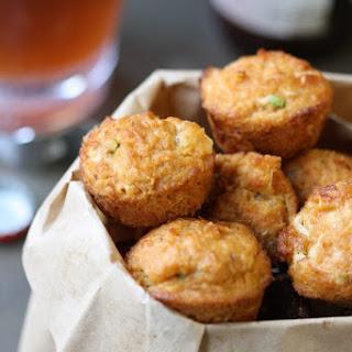 Spicy Cheddar (Corn Free) Cornbread Muffins